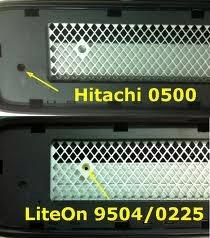 Какой в Xbox 360 привод? LiteOn или Hitachi?