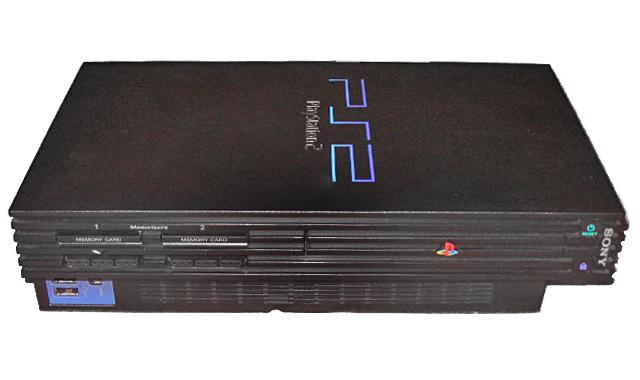 PS2, выпускаемая до 2005 года