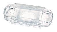 прозрачный пластиковый чехол для PSP