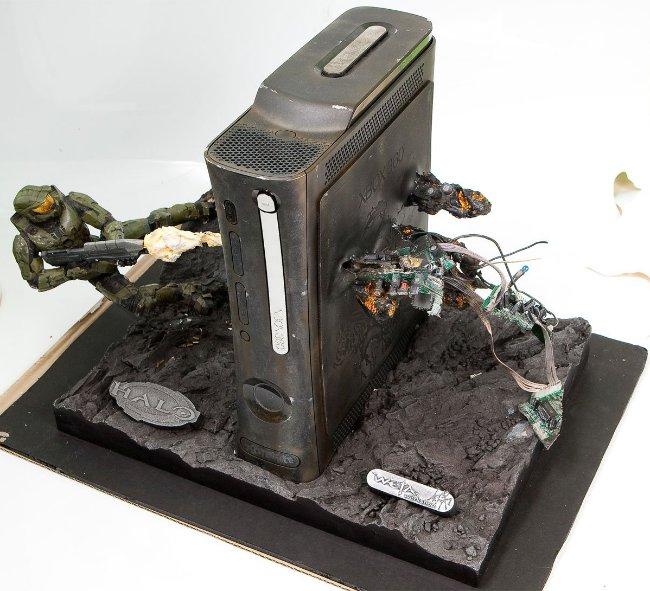 Xbox 360 Halo-style