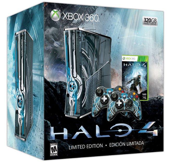 Xbox 360 Halo 4. ограниченная серия