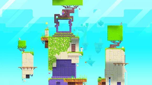 Инди-игры, вроде Fez, стали известными хитами последнего поколения