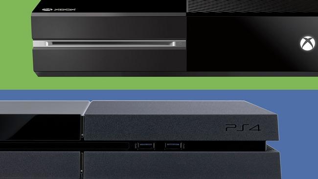 Xbox One vs PS4: битва продолжается